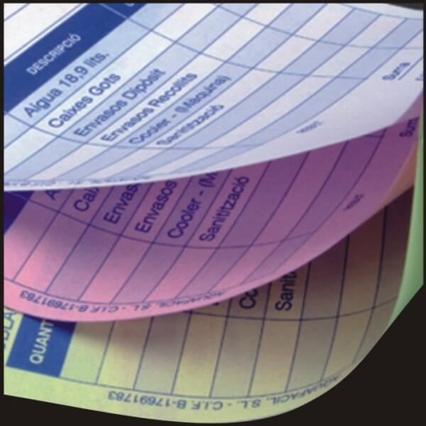 papel autocopiativo