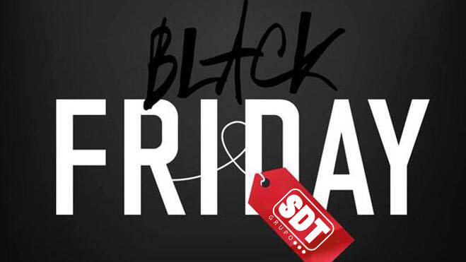 Black Friday Para Imprimir Transfer