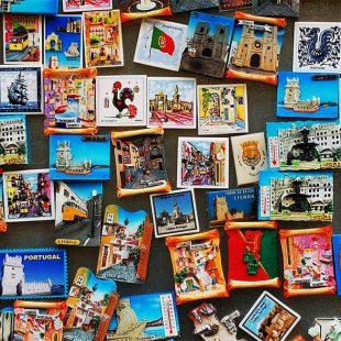 Impresora Tienda De Souvenirs Diversificacion