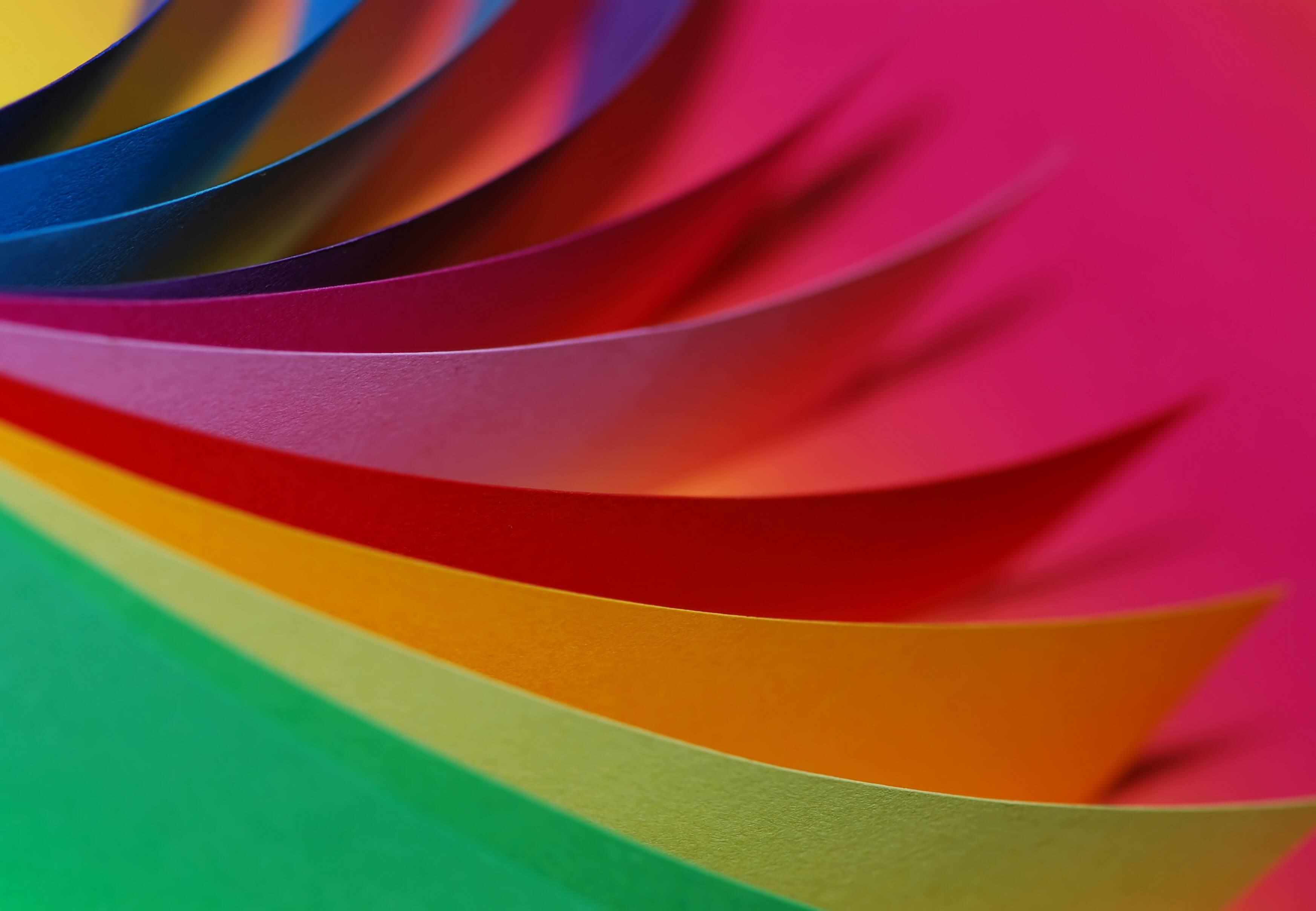 imprimir sobre cartulinas de colores